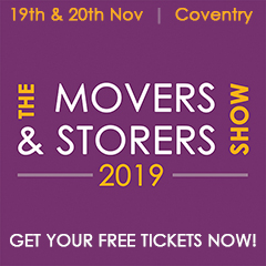 The Movers & Storers Show 2019