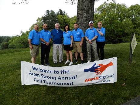 Arpin Strong BOD 2018 Golf Tournament