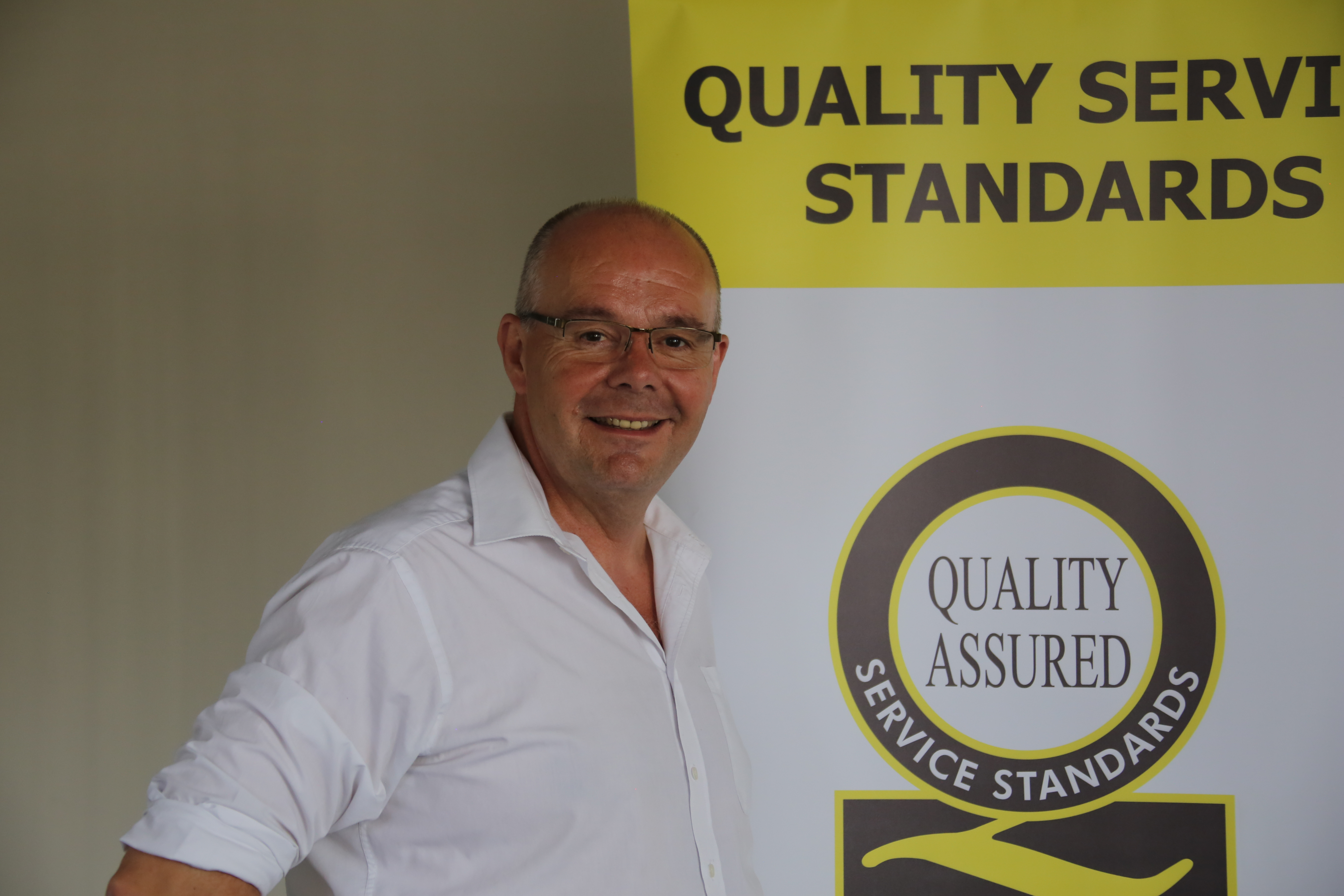 David Woodhouse, Quality Service Standards Ltd (QSS)
