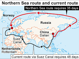 Northern Sea Route - Maersk