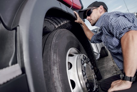 The Traffic Commissioner has published guidance regarding the use of tyres that are more than ten years old.