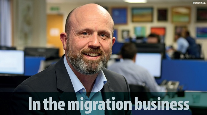 Jason Diggs, Managing Director, Anglo Pacific