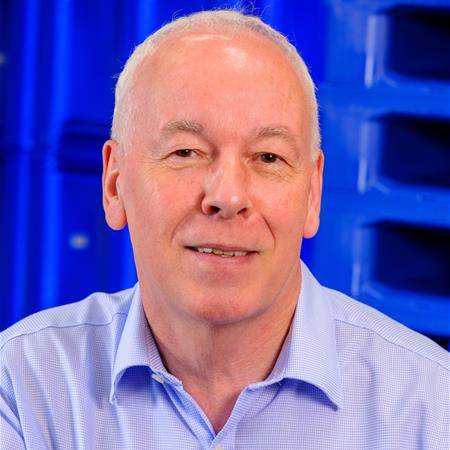 Jim Hardisty Managing Director of Goplasticpalletscom