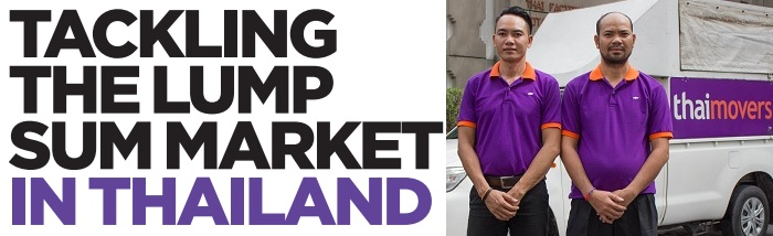 Tackling the lump sum market in Thailand