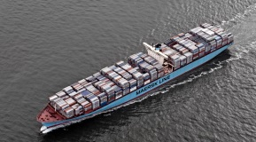 Maersk will enhance its RCM platform with a virtual assistant named 'Captain Peter'.