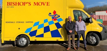 Gordon and Brett Mason with the new Maxi Mover