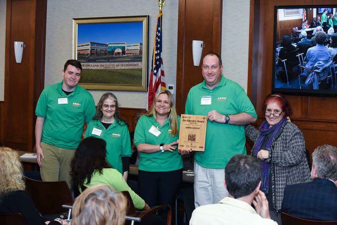 Arpin Group has received an Eco-Educator Award