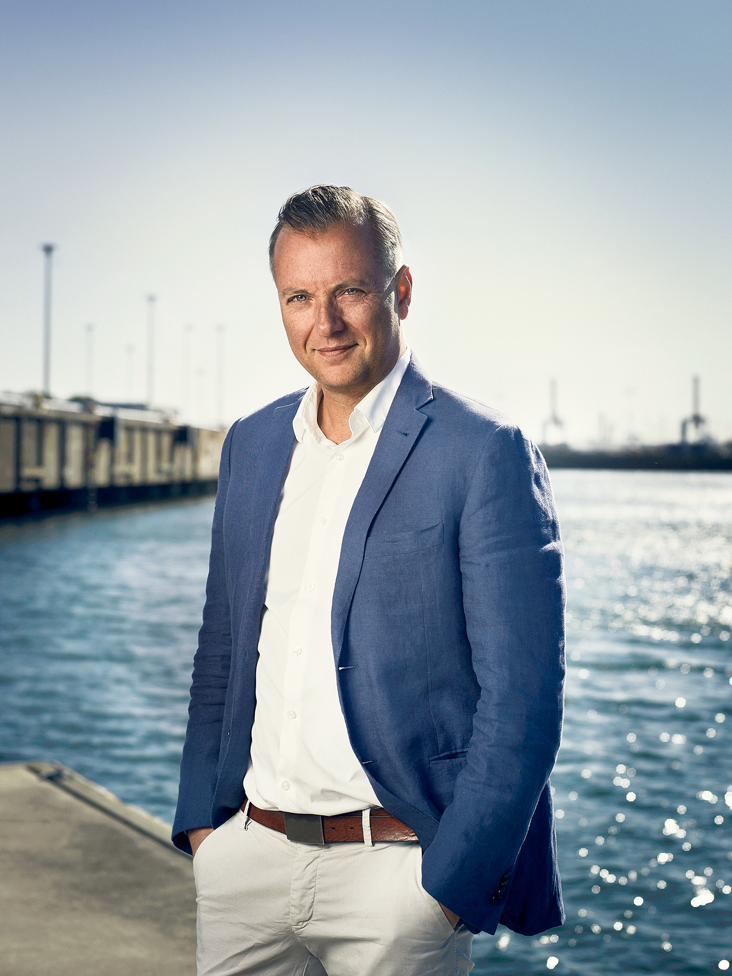 Mikael Karlsson, Vice President Autonomous Solutions at Volvo Trucks