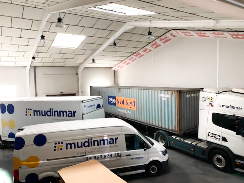 Mudinmar Mobility opens new Madrid warehouse