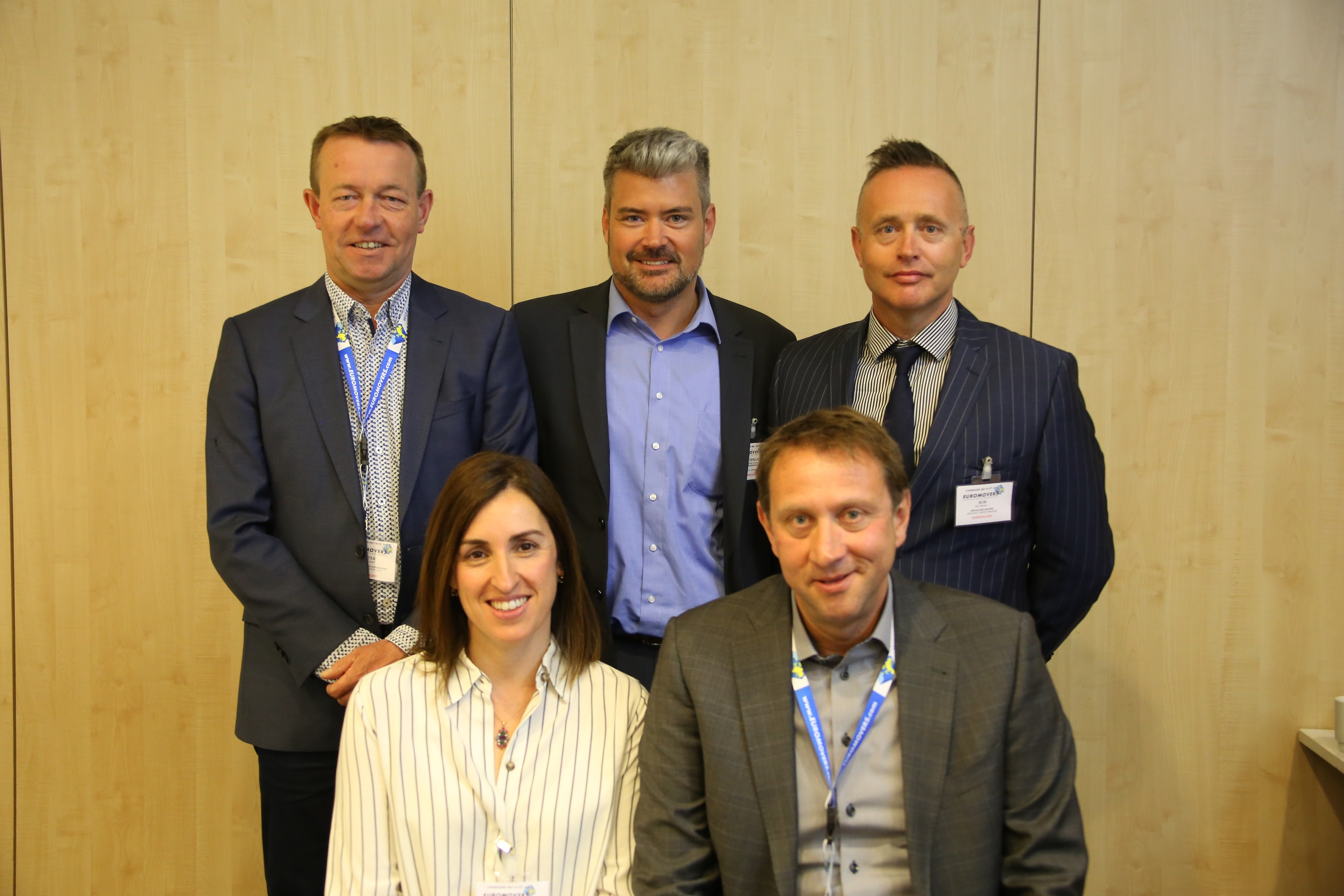 The new EUROMOVERS Board of Directors