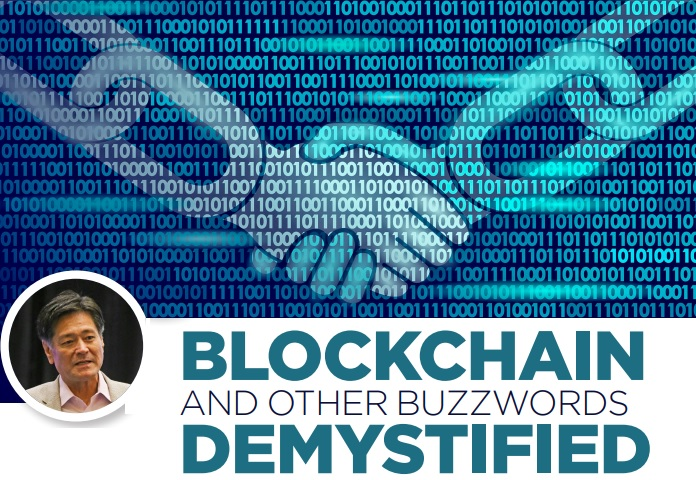 Blockchain and Other Buzzwords Demystified