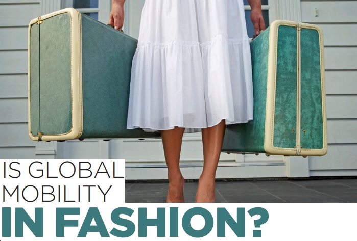 Is global mobility in fashion?