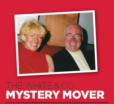 White & Co Mystery Mover