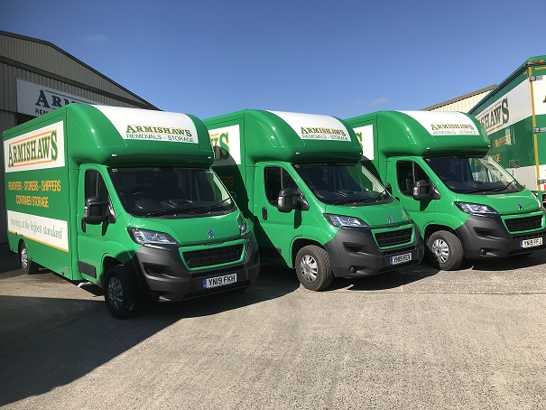 Armishaws new MaxiMovers