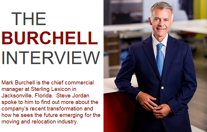 Mark Burchell, Chief Commercial Manager, Sterling Lexicon