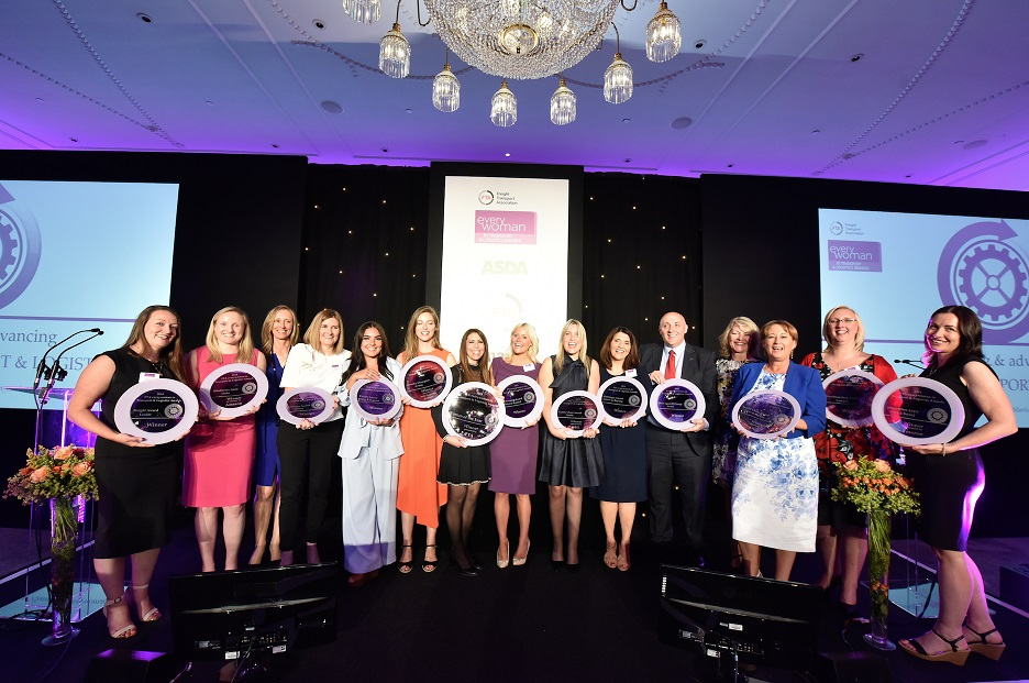 2018 everywoman Awards Ceremony