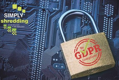 Simply Shredding's guide to GDPR