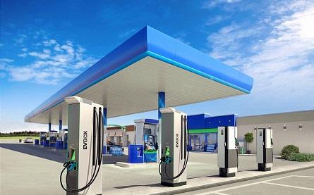 EVBox charging station - 445x277